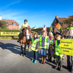 Picture Of Tighter fracking controls by South Downs National Park are welcomed