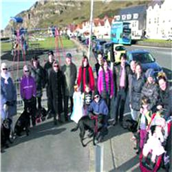 Picture Of Campaigners oppose Conwy parking plans