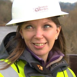 Picture Of Environment Minister unveils and £235m Scottish flood protection